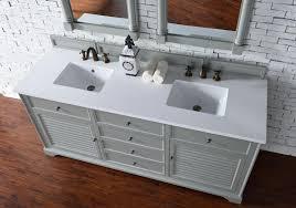 58 Double Sink Vanity Bathroom Vanity Cabinet No Top Entrancing Creative Ideas 58