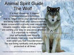 wolf symbolism meaning totems wolf and