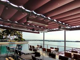 Pergola Shade Covers by Slide Wire Cable Awnings Superior Awning