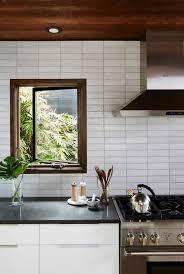 kitchen backsplash white kitchen tiles rustic backsplash brick