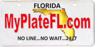 Florida Vanity Plate Cost Order Florida Specialty License Plates