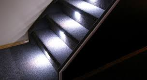 reactive lighting automated led stair lighting controller solutions