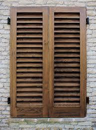 persiane legno persiane in legno bricoman idee di design per la casa