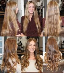 Sunkissed Brown Hair Extensions by Sunkissed Hair Color Archives Ramirez Tran Salon