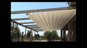 pergola retractable roof pergolas retractable maia five stars