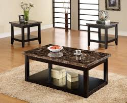 Cheap Glass Coffee Tables by Coffee Table Cheap Coffee Tables Sets With Faux Marble Top And