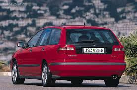 2000 volvo v40 information and photos zombiedrive