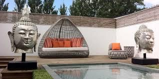 salon de jardin haut de gamme resine tressee mobilier de jardin haut de gamme c est lusso