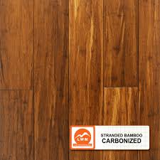 Bamboo Or Laminate Flooring Click Strand Bamboo Carbonized Lw Mountain Inc