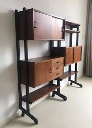 modular wall unit from simplalux 1960s for sale at pamono