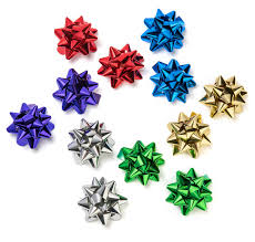 gift wrap bows the cottage collection decorative metallic gift wrap bows 6