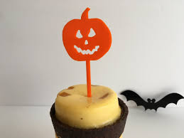 pumpkin cakes halloween pumpkin cake topper halloween cake toppers pumpkin stir sticks