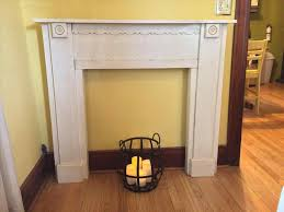 home decorators collection highland 50 in faux stone mantel for