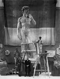 michelangelo s david michelangelo u0027s david 1929 fonderia artistica ferdinando marinelli