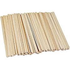 disposable birchwood wooden coffee stir sticks