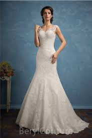 wedding dress with detachable fantastic gown v neck sheer back lace wedding dress