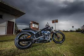 harley softail breakout review motorbike writer