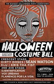 sean watson u0027s 5th annual costume ball with djentrification dirty