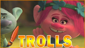 i tolerate you coloring page coloring trolls poppy is happy kids coloring book coloring