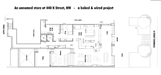 baked u0026 wired u0027s mount vernon triangle project floor plans