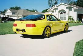 porsche yellow paint code color to sample u2013 porsche 968 register