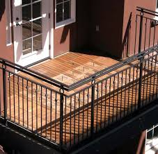 balcony flooring tiles no adhesives or grout needed