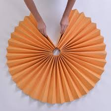 how to make a fan out of paper paper fans