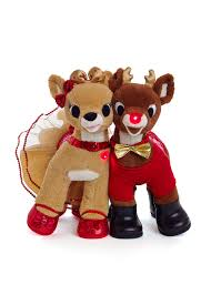 brag worthy christmas rudolph u0026 clarice build bear 30 gc