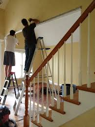 Painting A Banister Black Black Railing You U0027re So Martha