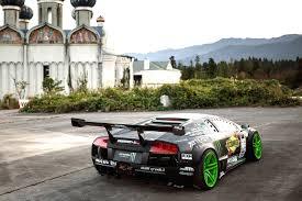 Lamborghini Murcielago Widebody - lamborghini murcielago liberty walk full aero kit car such