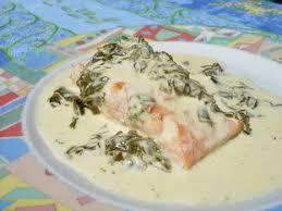 cuisiner l oseille fraiche cuisine facile com saumon à l oseille