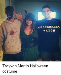 Trayvon Martin Memes - neighborhoo watch facebook trayvon martin halloween costume