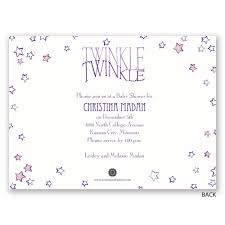 twinkle twinkle baby shower invitations twinkle twinkle baby shower invitation invitations by