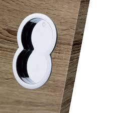 Interior Door Fitting European Manital Otto Art84 Sliding Door Flush Pulls Pair
