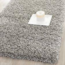 Shag Carpet Area Rugs Thick Shaggy Rug Plush Flokati Solid Fluffy Shag Wool 3x5 Natural