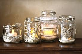 decorative floor candle holders romantic interior home with