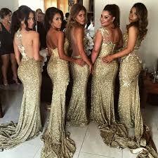 gold wedding dresses gold bridesmaid dresses 2017 wedding ideas magazine weddings