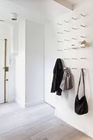 designer coat hooks 70 resourceful ways to decorate with pegboards and other similar ideas