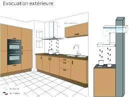 gaine pour hotte cuisine conduit hotte aspirante tuyau evacuation hotte aspirante cuisine de