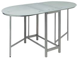 cdiscount table de cuisine table jardin metal ronde pliante 12 table pliante en verre