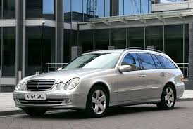 mercedes benz e class estate review 2003 2008 parkers