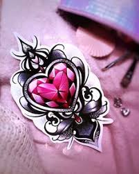 diamond tattoo neo traditional olie siiz tattoo ideas pinterest