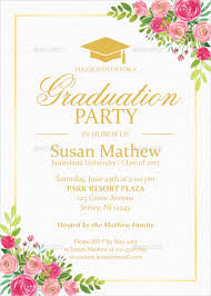 commencement invitation templates graduation invitation templates free online in