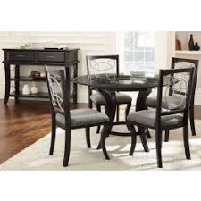 glass dining room table sets dining room sets coleman furniture