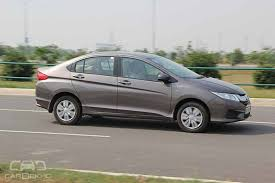 new honda city car price in india honda adds vx o trim to city sedan line up price starts at rs