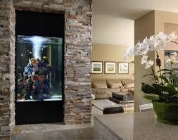 Wall Dividers Ideas by Dashing Stone Wall Divider Room Design Plan With Superb Middle