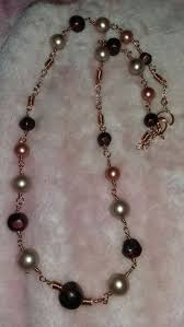 Everbrite Copper Cleaner by Plastic Beads Copper Necklace My Copper Jewelry Pinterest