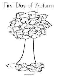 fall tree coloring pages getcoloringpages com