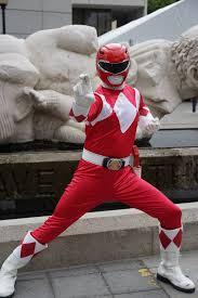 mmpr red ranger leader power rangers effektdmentality