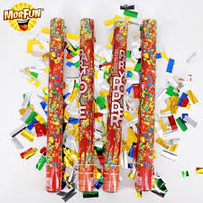party poppers promotion gold party poppers foil party poppers confetti cannon